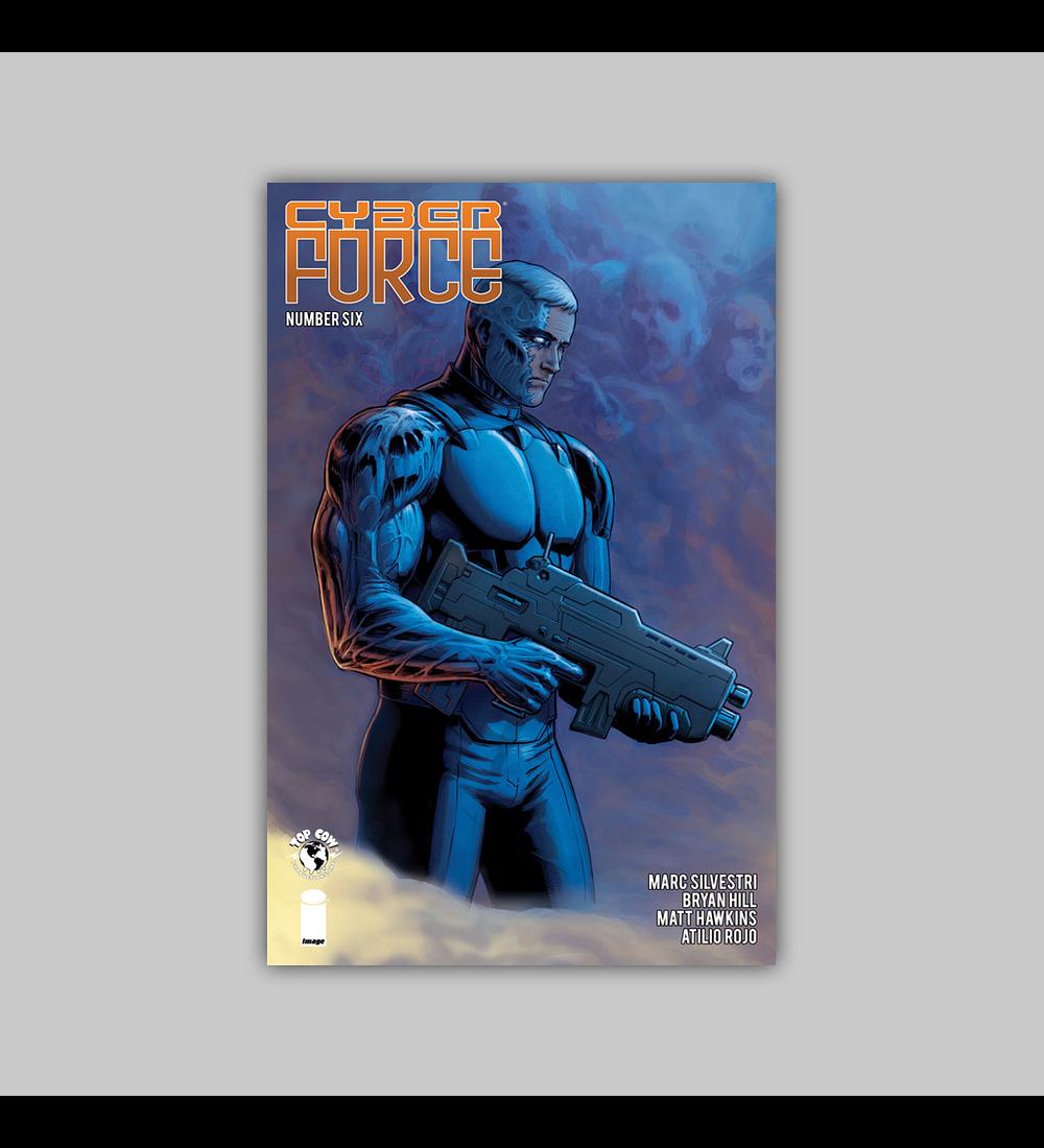 Cyber Force (Vol. 2) 6 2018