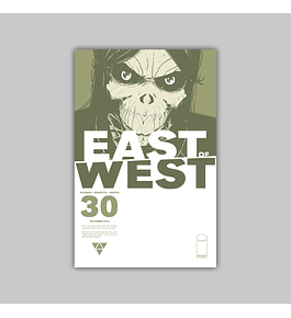East of West 30 2016
