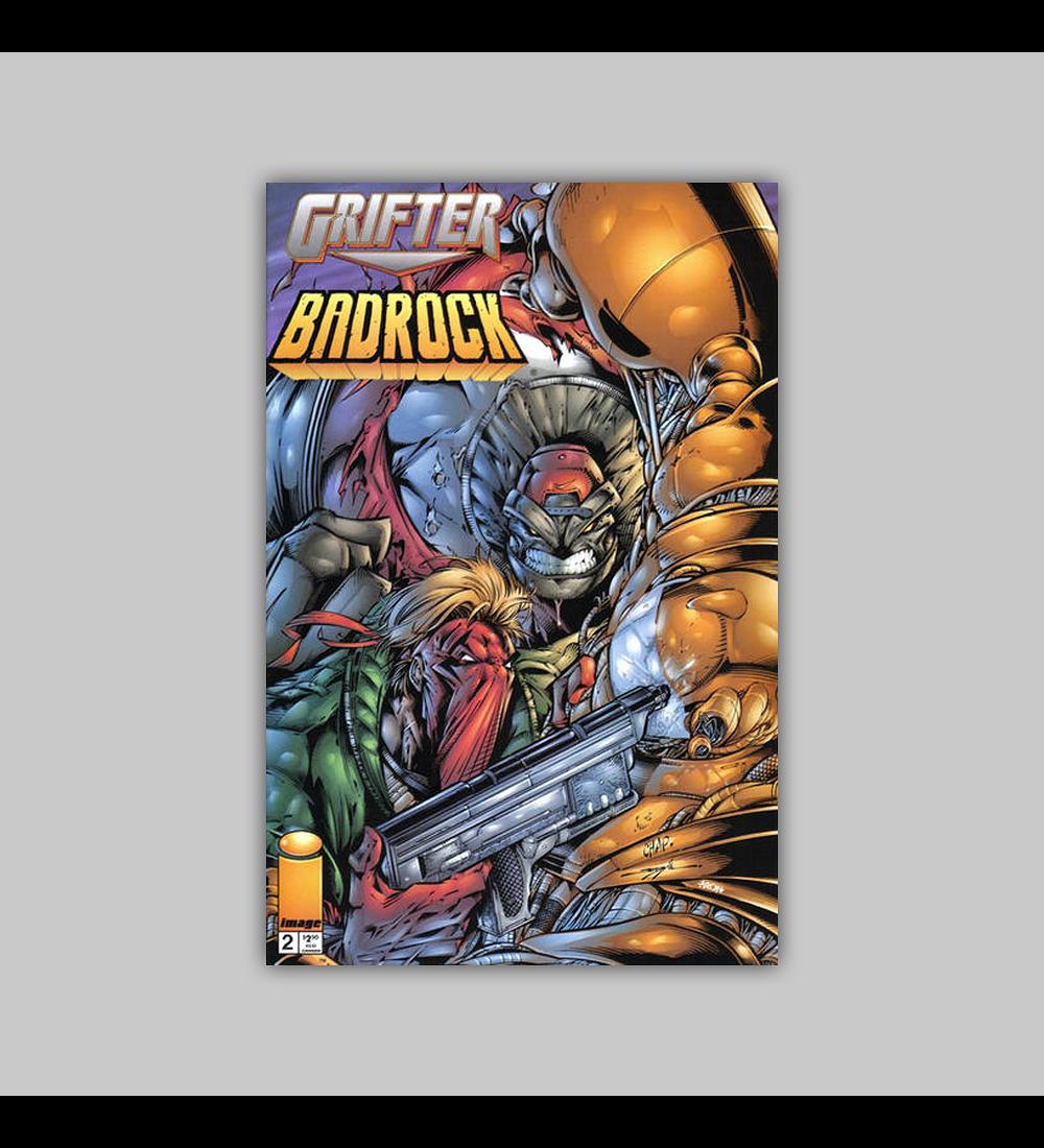 Grifter/Badrock (complete limited series) 1995