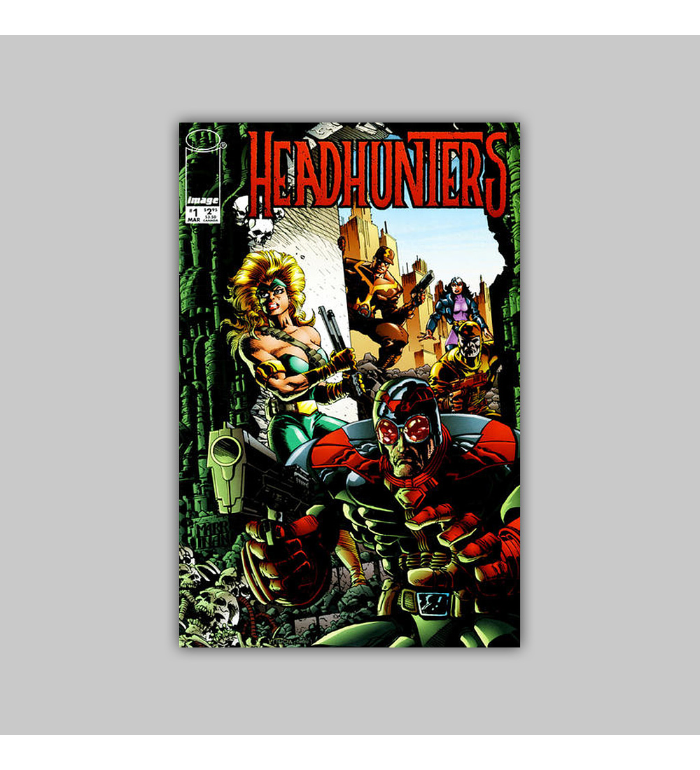 Headhunters (complete limited series) 1997
