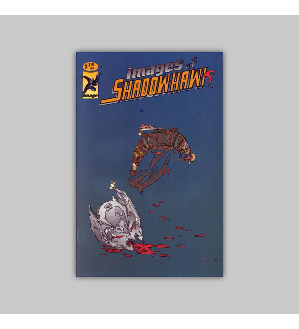 Images of Shadowhawk (complete limited series) 1993