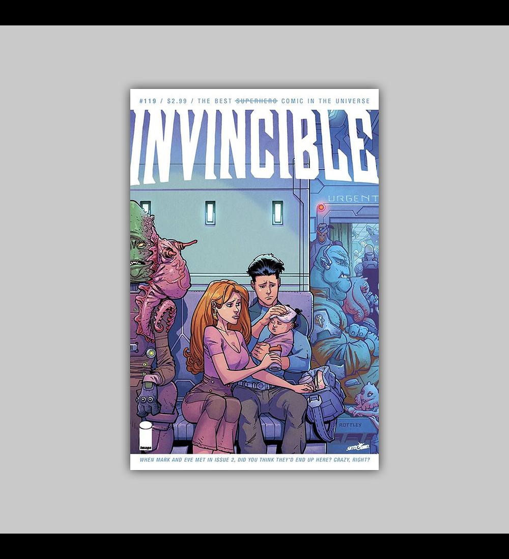 Invincible 119 2015