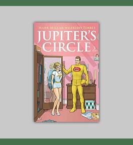 Jupiter's Circle 3 2015