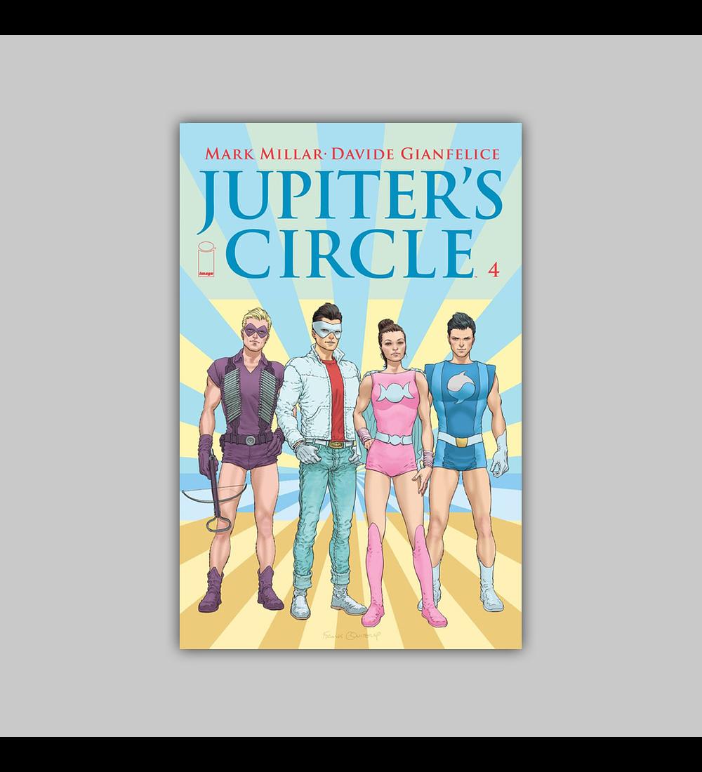 Jupiter's Circle 4 2015