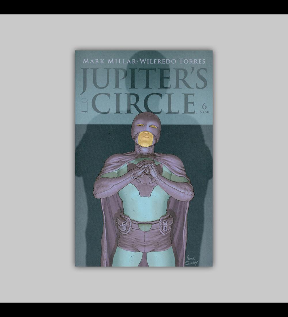 Jupiter's Circle 6 2015