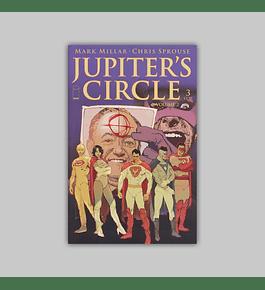 Jupiter's Circle (Vol. 2) 3 2016