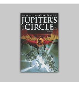 Jupiter's Circle (Vol. 2) 4 2016