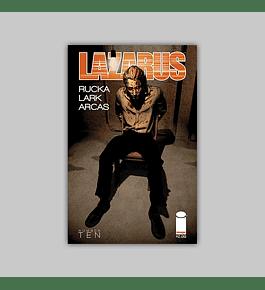 Lazarus 10 2014