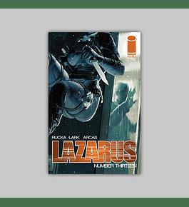 Lazarus 13 2014