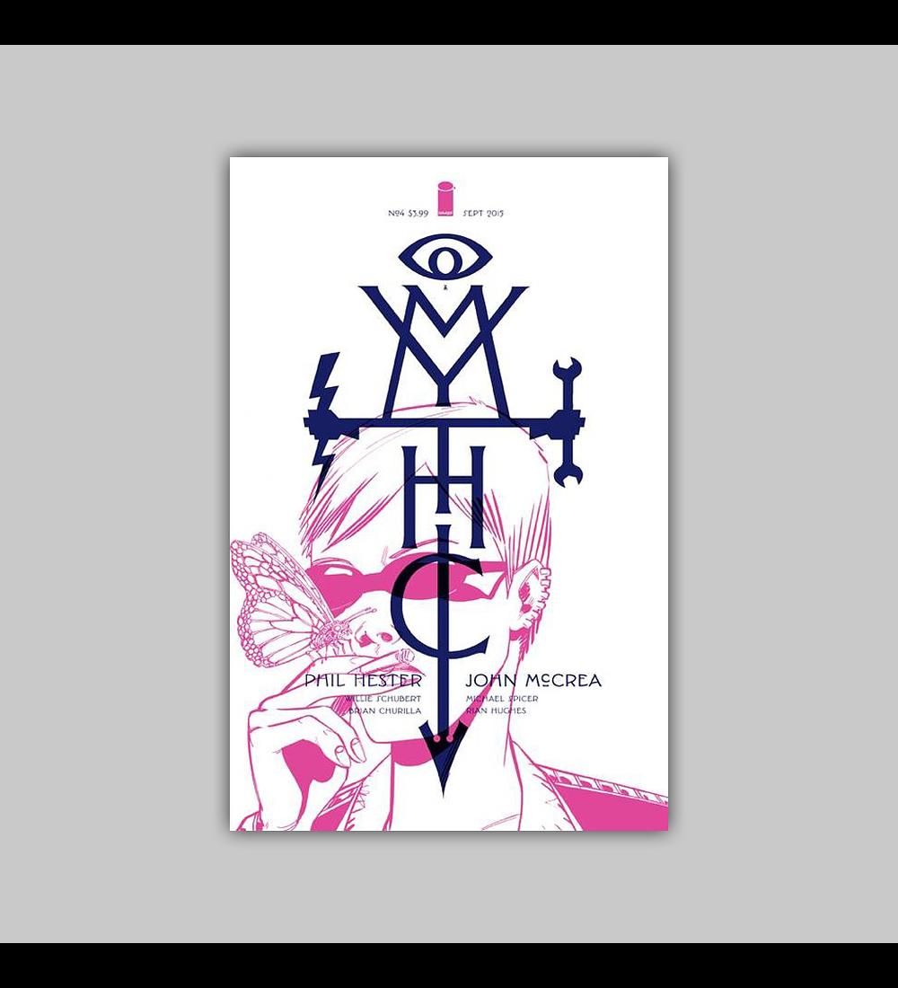 Mythic 4 2015