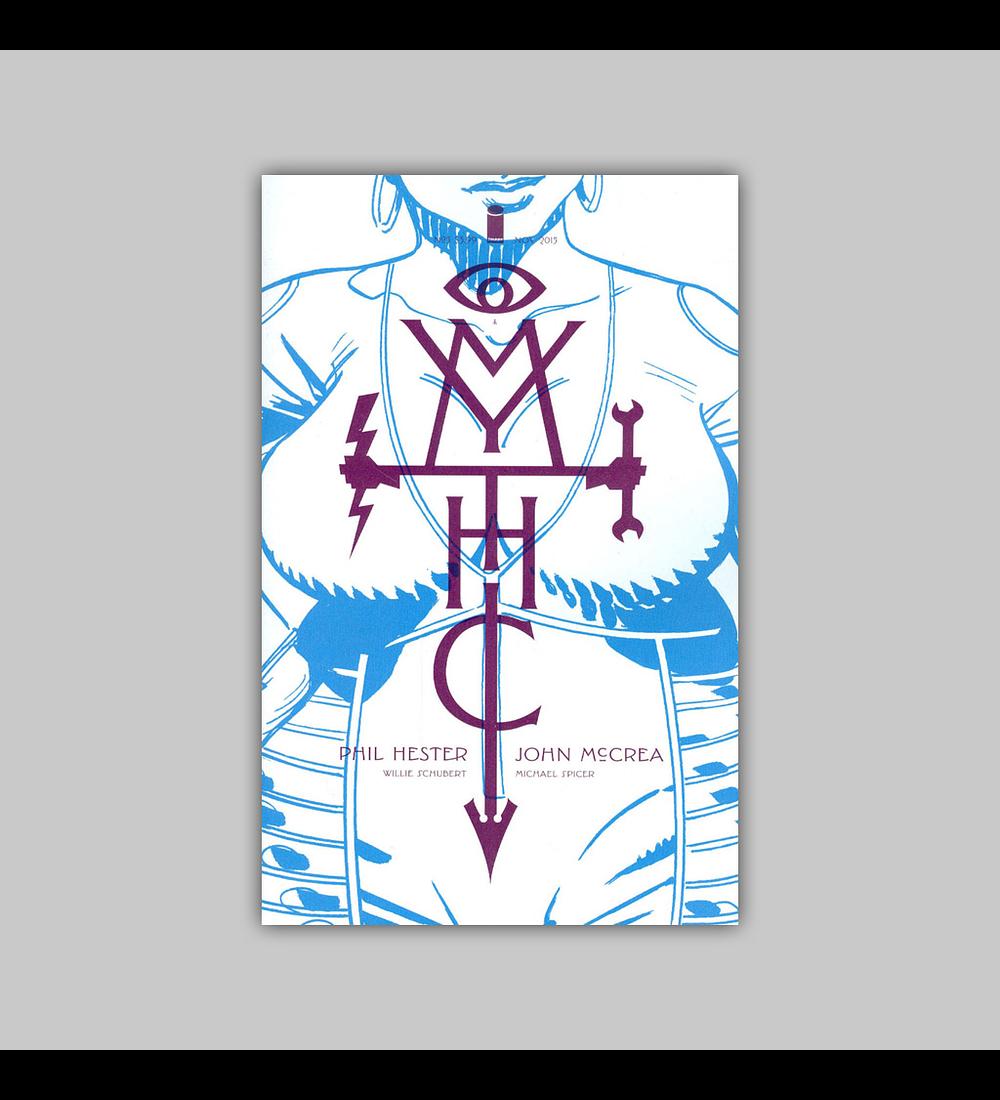 Mythic 5 2015