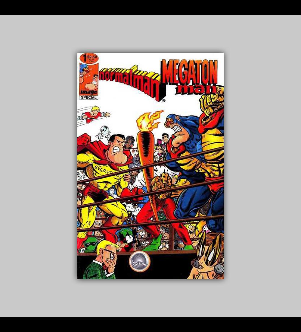 Normalman-Megaton Man Special 1 1994