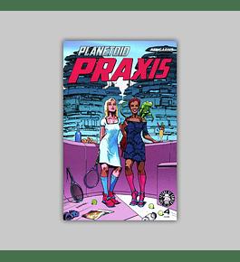 Planetoid: Praxis 4 2017