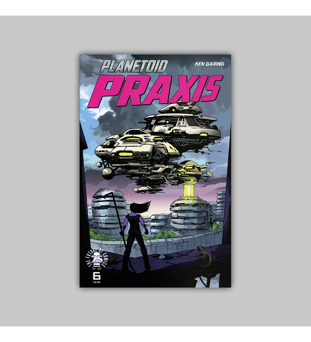 Planetoid: Praxis 6 2017