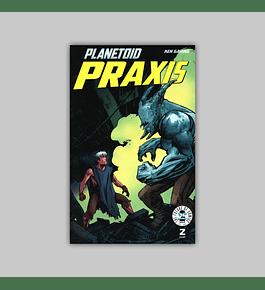 Planetoid: Praxis 2 2017
