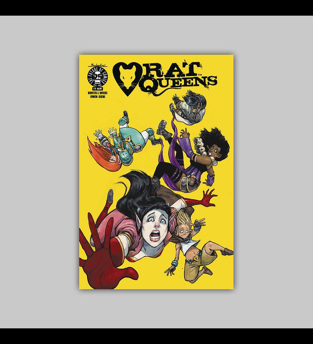 Rat Queens (Vol. 2) 5 2017
