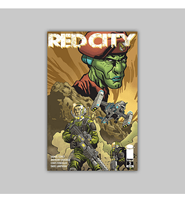 Red City 3 2014