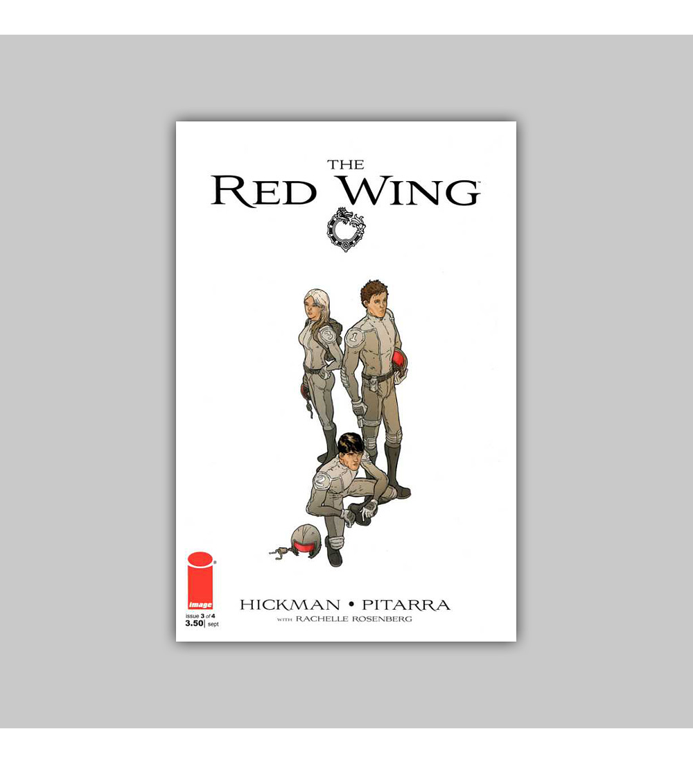 Red Wing (complete limited series) 2011