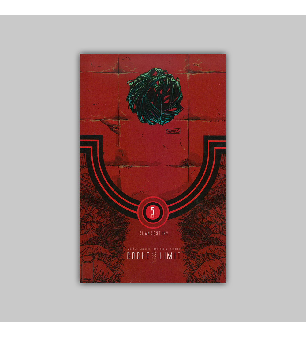 Roche Limit: Clandestiny 5 2015
