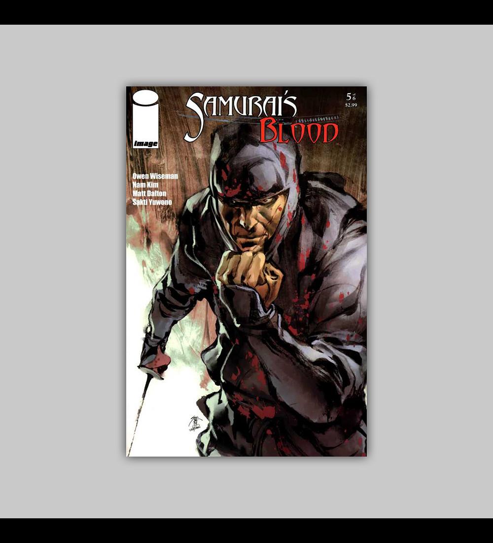 Samurai's Blood 5 2011