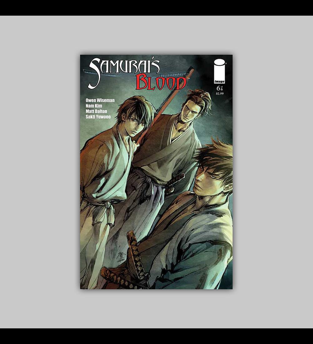 Samurai's Blood 6 2011
