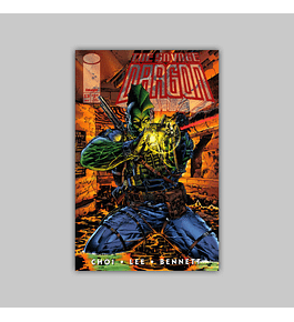 Savage Dragon 13 1994