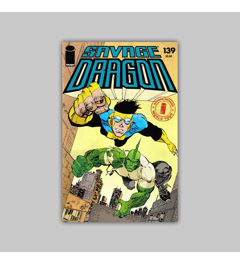 Savage Dragon 139 2008