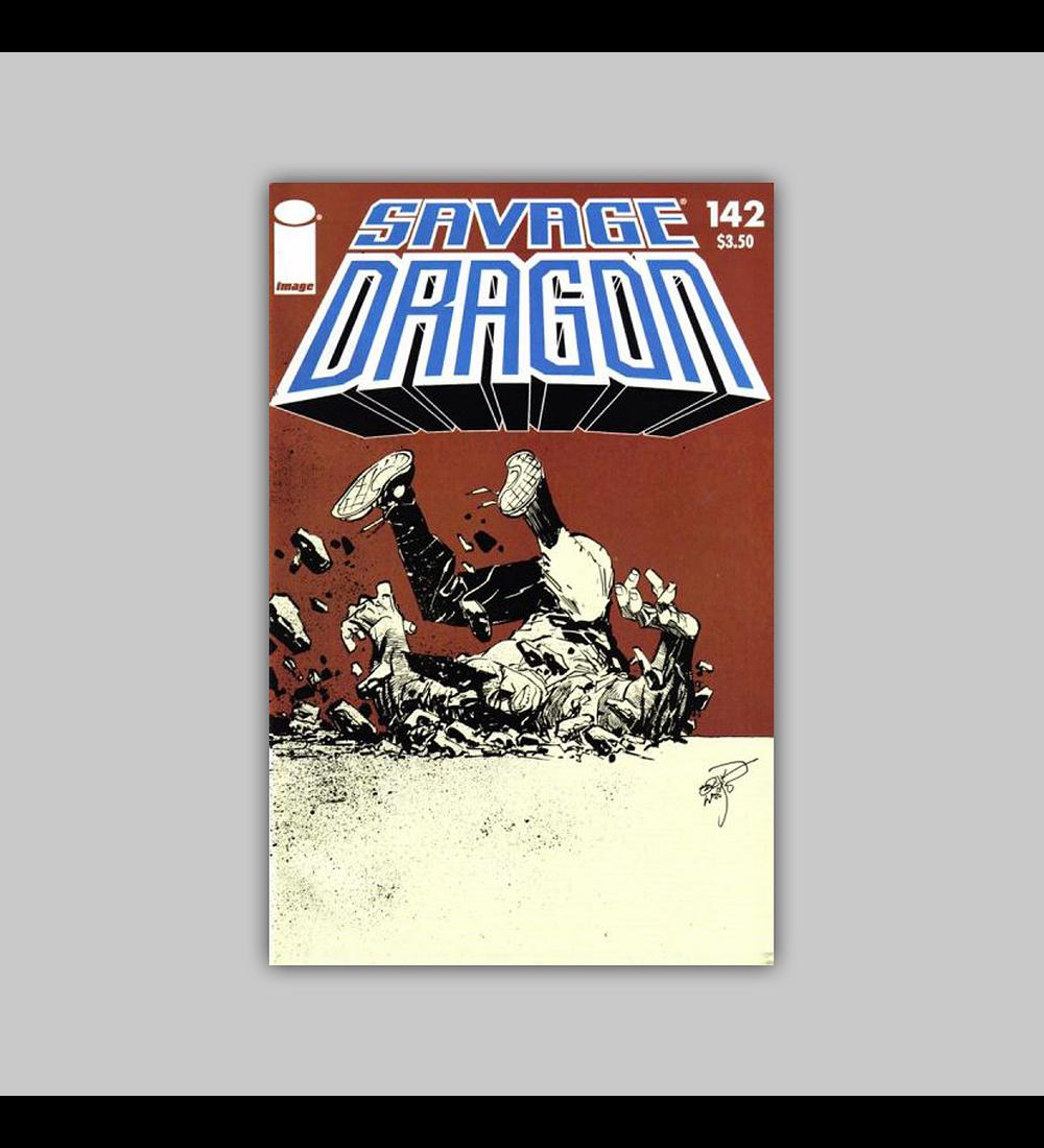Savage Dragon 142 2008