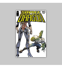 Savage Dragon 143 2008