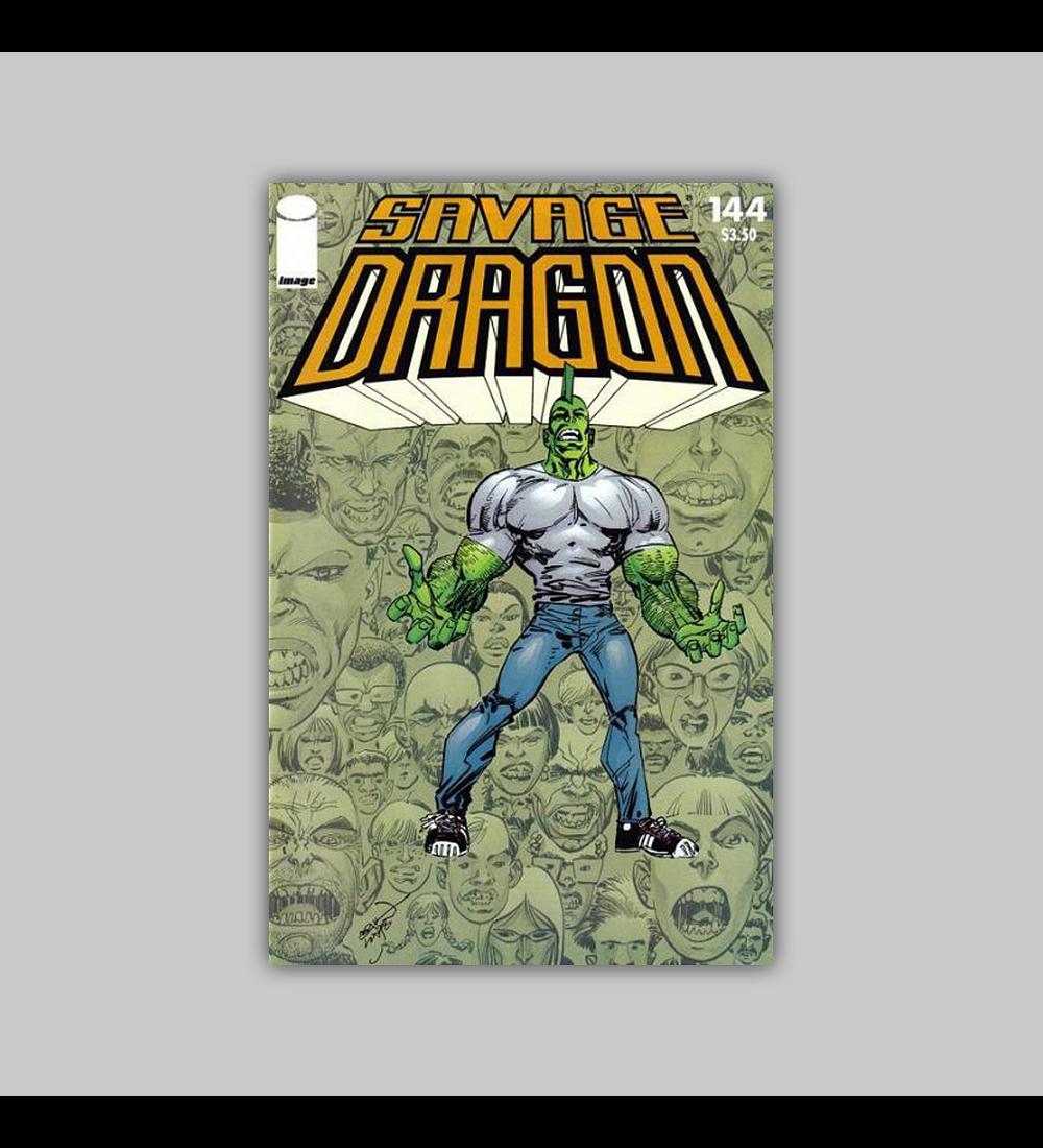 Savage Dragon 144 2009