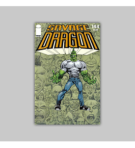 Savage Dragon 144 2009