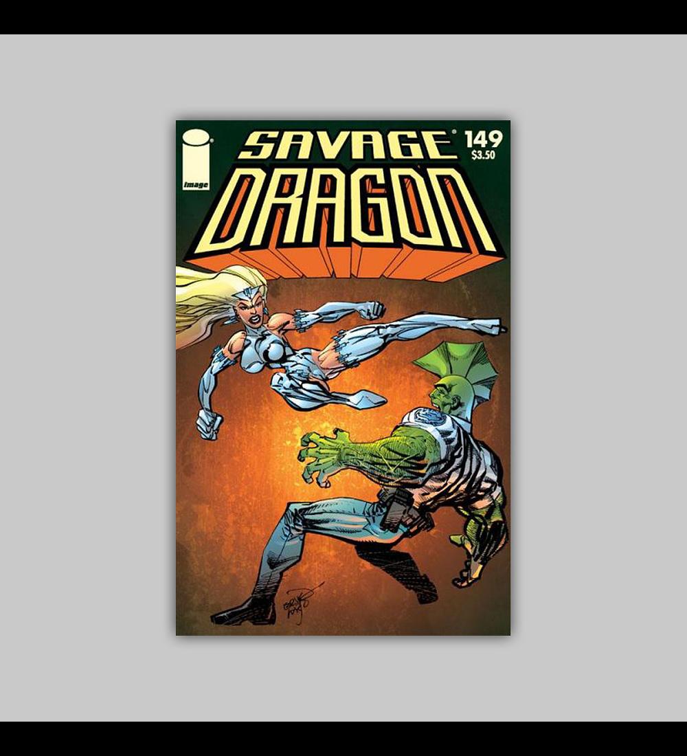 Savage Dragon 149 2009
