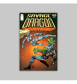 Savage Dragon 149 2009