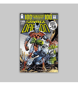 Savage Dragon 150 2009
