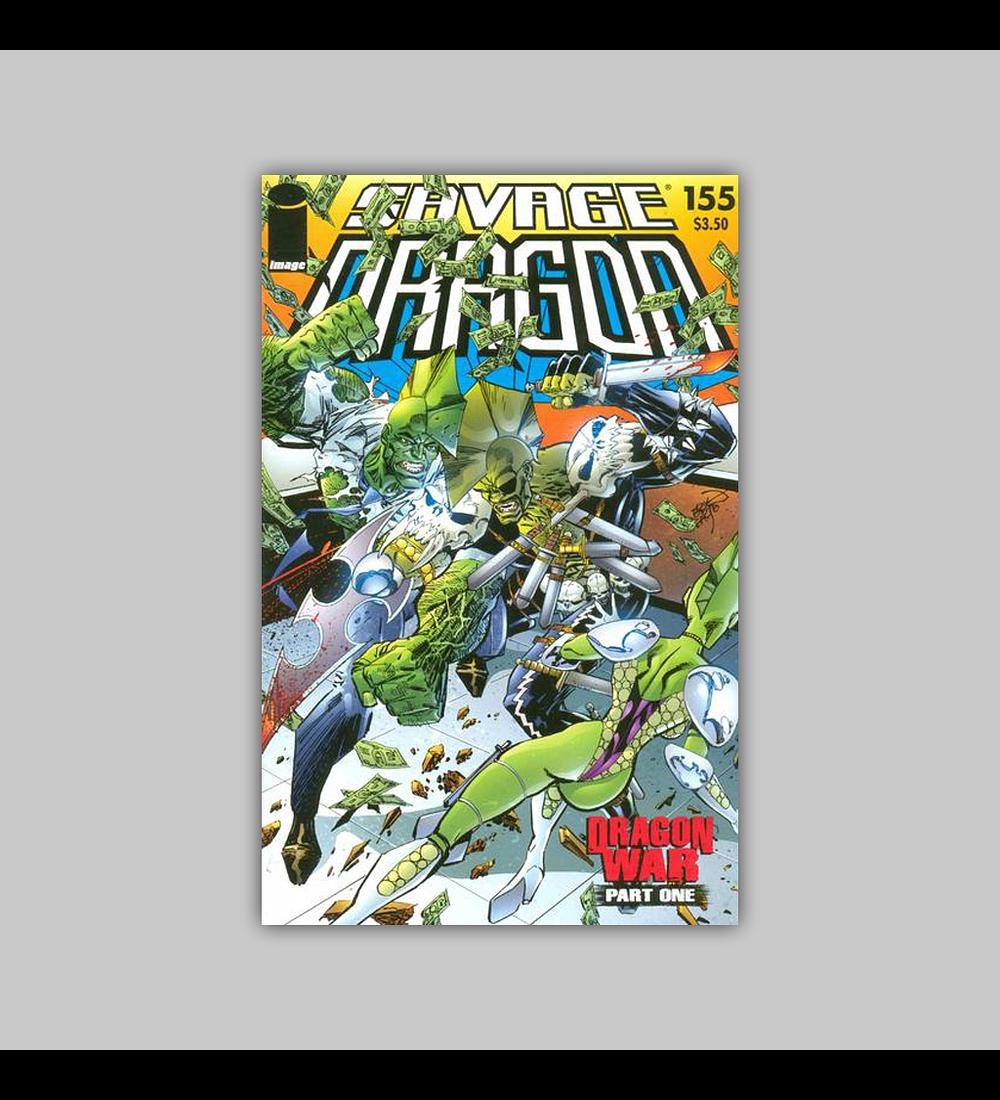 Savage Dragon 155 2009