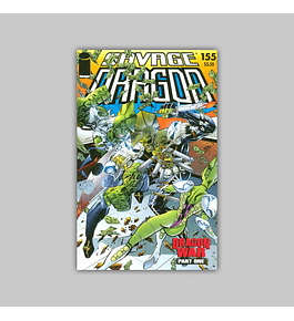 Savage Dragon 155 2009
