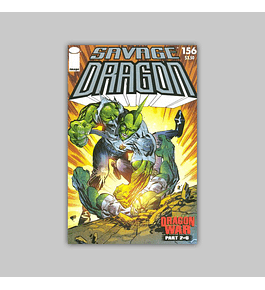 Savage Dragon 156 2010