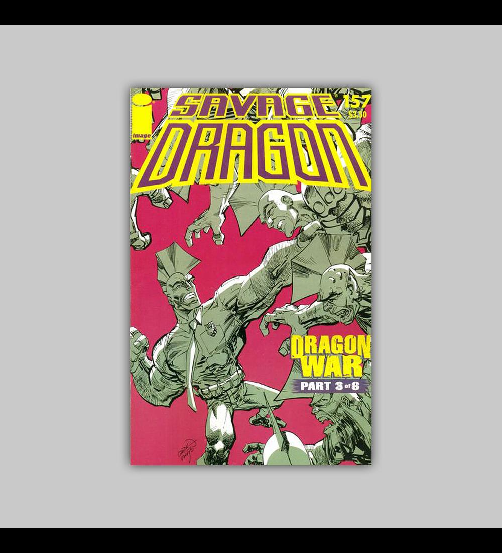 Savage Dragon 157 2010