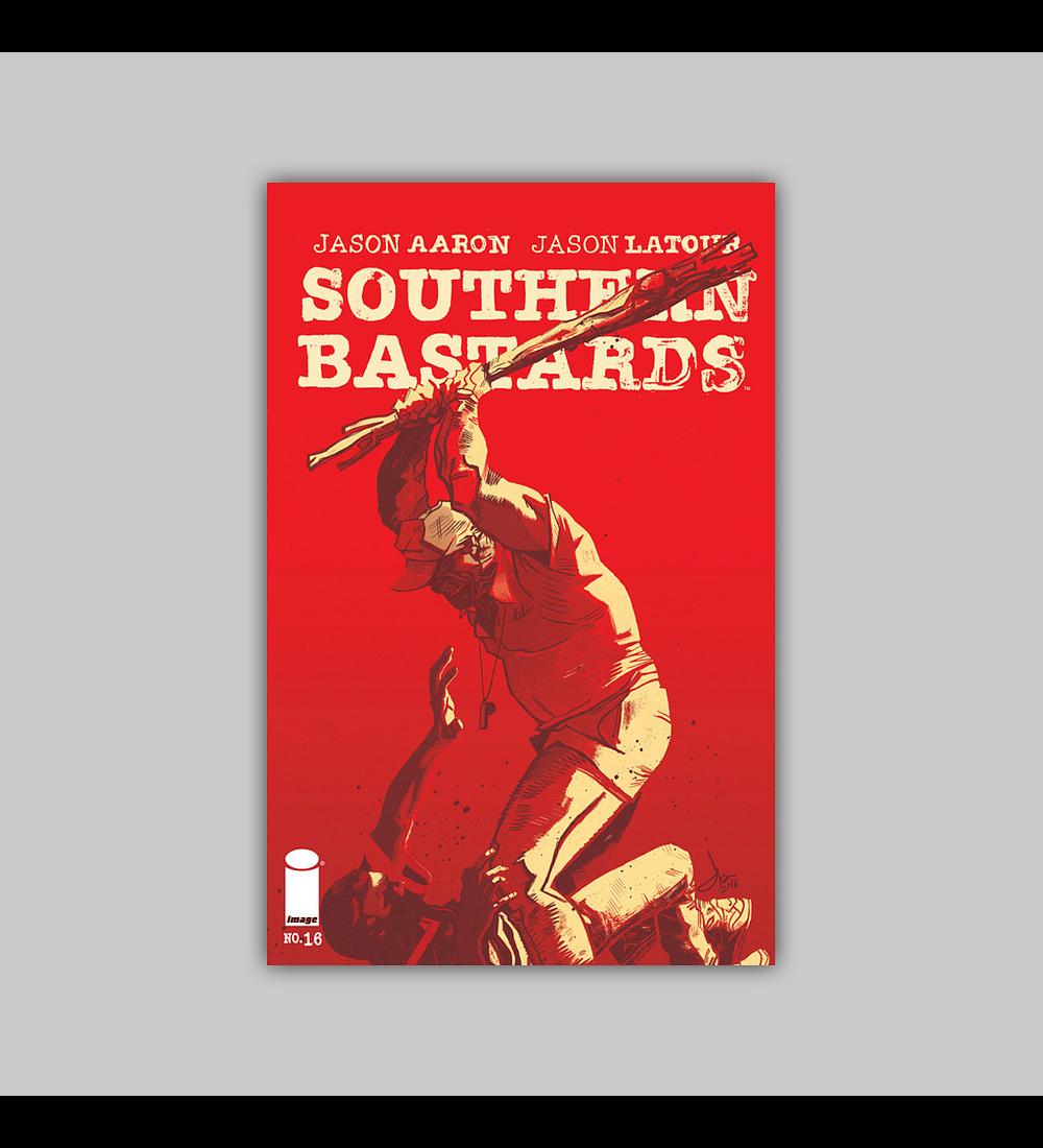 Southern Bastards 16 2017