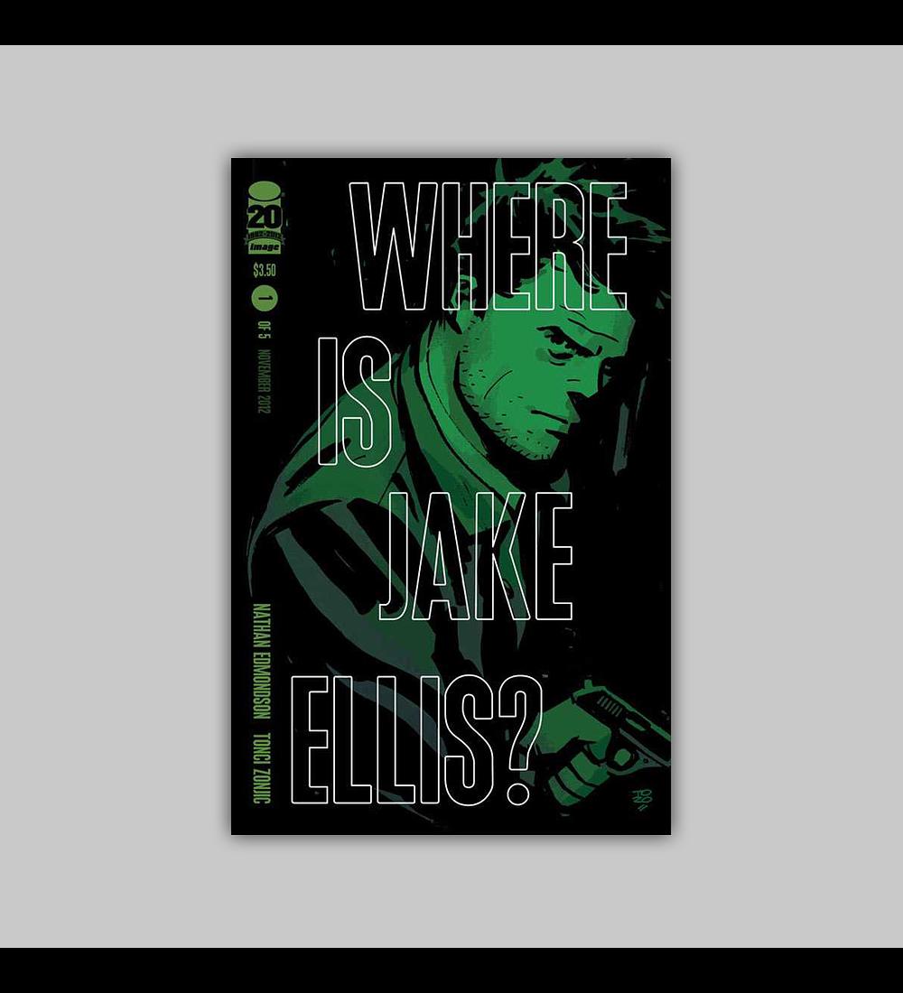Where Is Jake Ellis? 1 2012