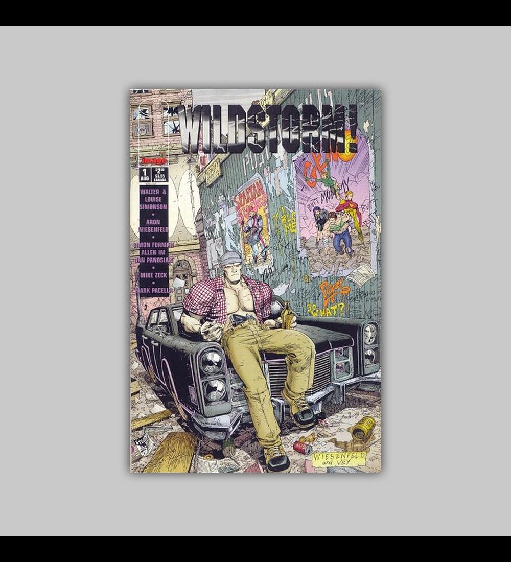 Wildstorm (complete limited series) 1995