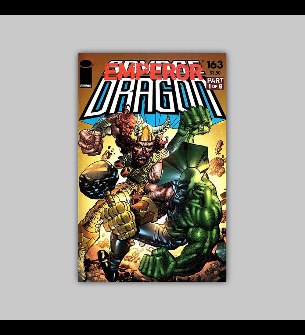 Savage Dragon 163 2010