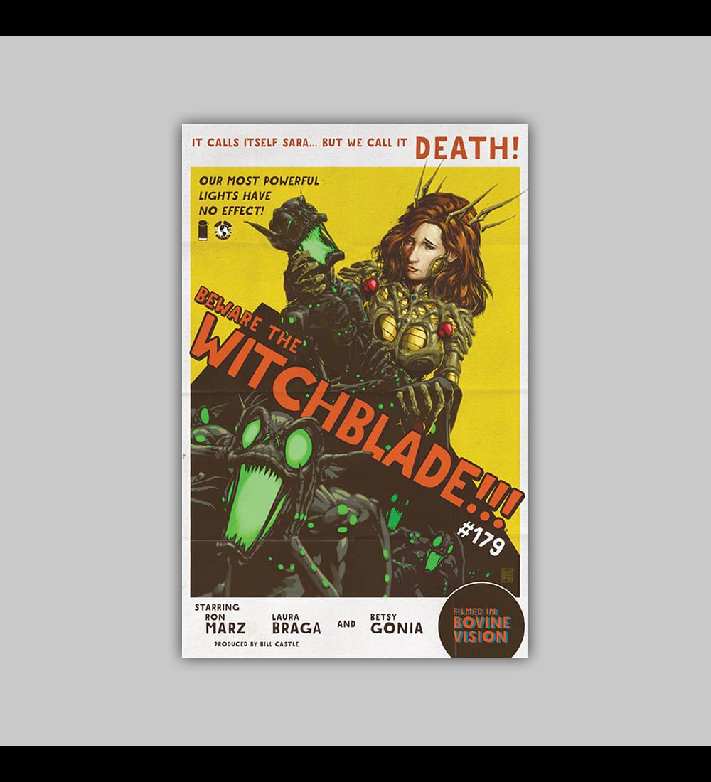 Witchblade 179 B 2014