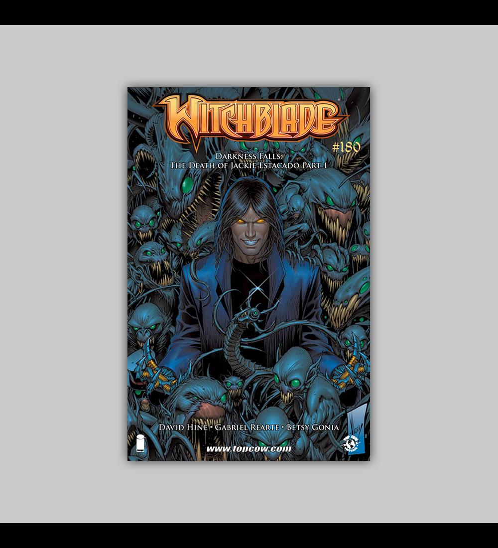 Witchblade 180 2014
