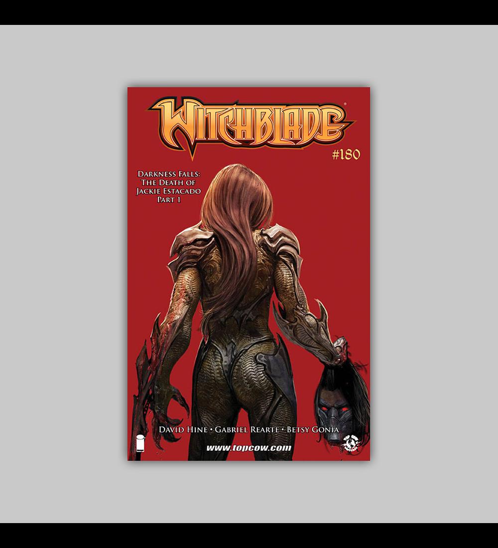 Witchblade 180 B 2014