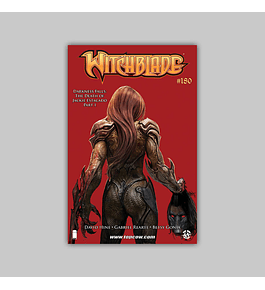 Witchblade 180 B 2014