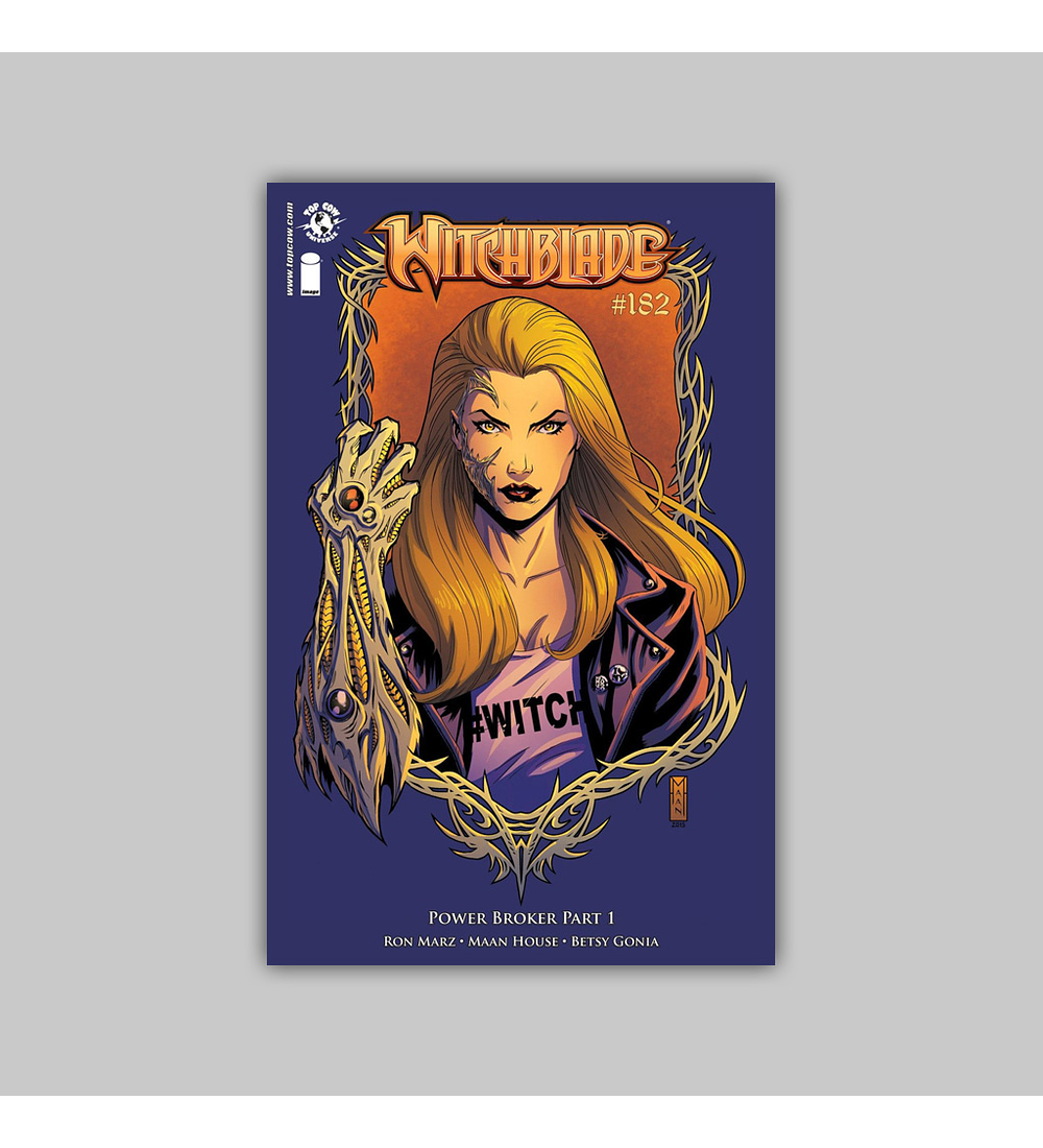 Witchblade 182 2015