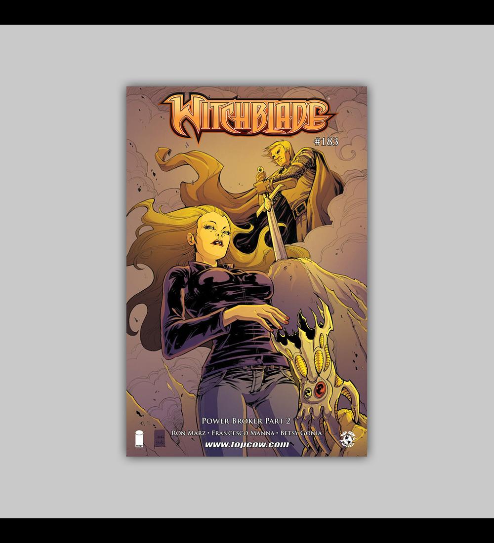 Witchblade 183 A 2015