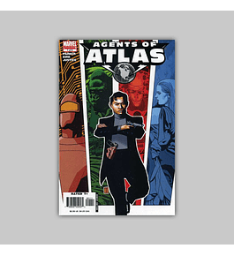 Agents of Atlas (complete limited series) 2006