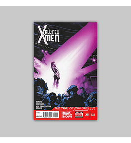 All New X-Men 23 2014